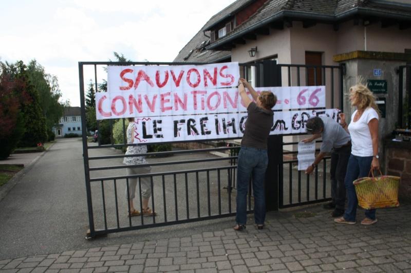 Mercredi 10 juin 2009 :jour de grève au Freihof à Wangen Img_1720