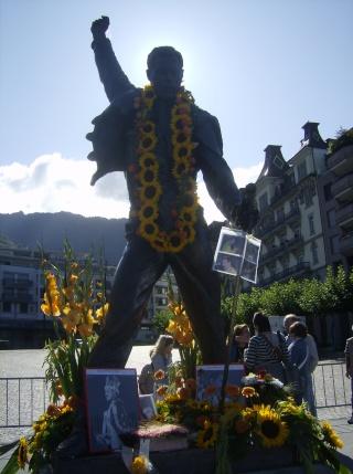 Le week-end du 4 au 7 Septembre 2009, pour l'anniversaire de FREDDIE Hpim0722