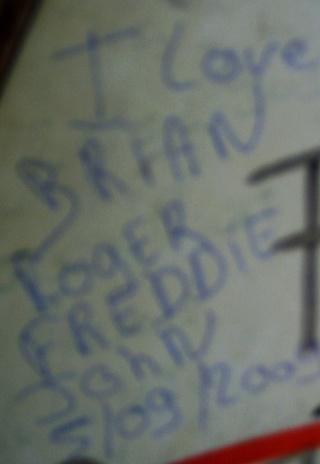 Le week-end du 4 au 7 Septembre 2009, pour l'anniversaire de FREDDIE Hpim0812