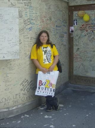 Le week-end du 4 au 7 Septembre 2009, pour l'anniversaire de FREDDIE Hpim0813