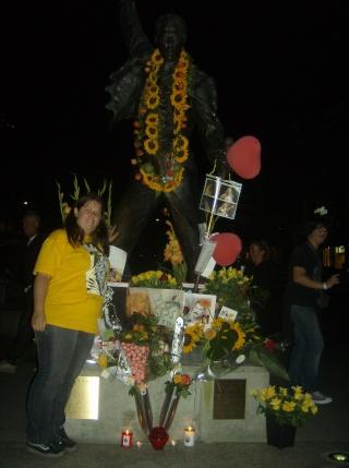 Le week-end du 4 au 7 Septembre 2009, pour l'anniversaire de FREDDIE Hpim0818
