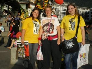 Le week-end du 4 au 7 Septembre 2009, pour l'anniversaire de FREDDIE Imgp0910