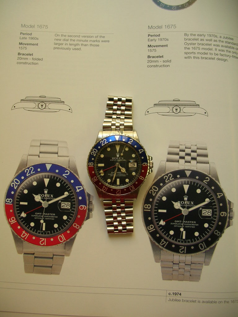 Irresistibles Rolex Vintage >>> Dscn5027