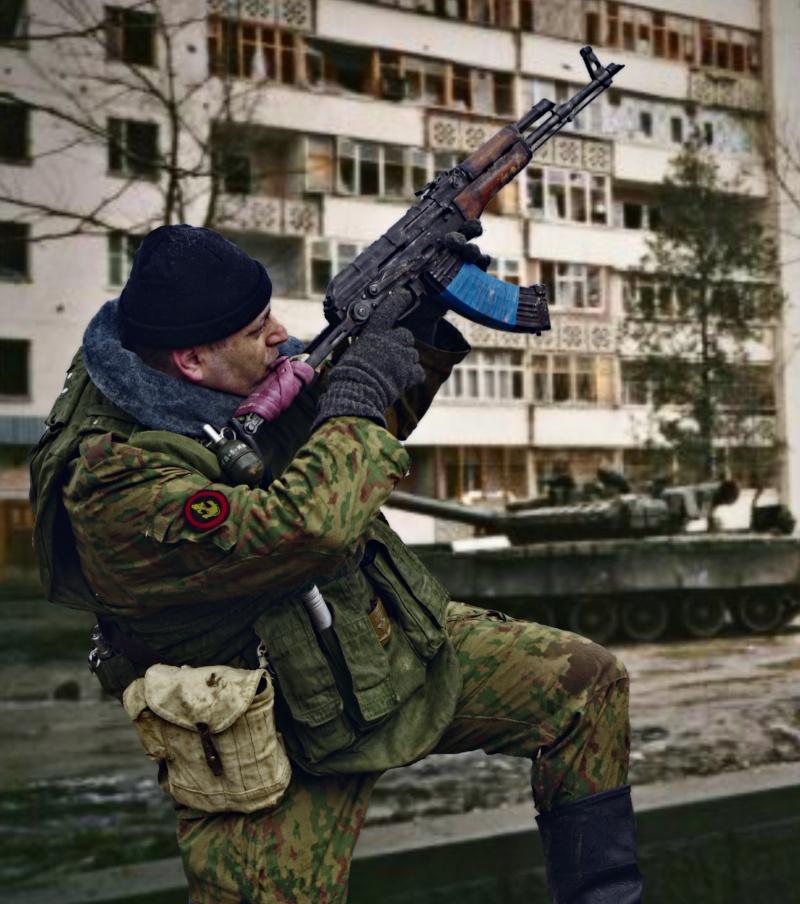 MorPeh Grozny 1995 ... la suite ! 14579810