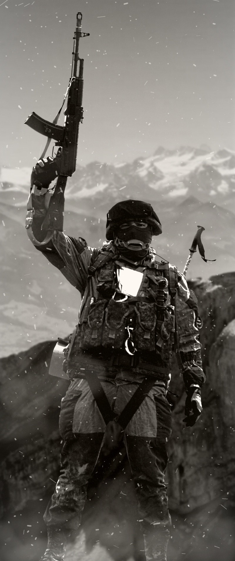 34e Brigade De Montagne, Caucase 2014 14611810