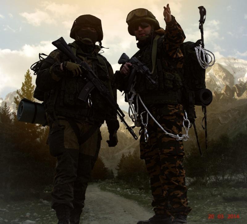 34e Brigade De Montagne, Caucase 2014 14611812