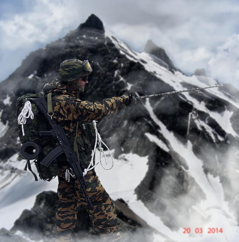 34e Brigade De Montagne, Caucase 2014 14611813