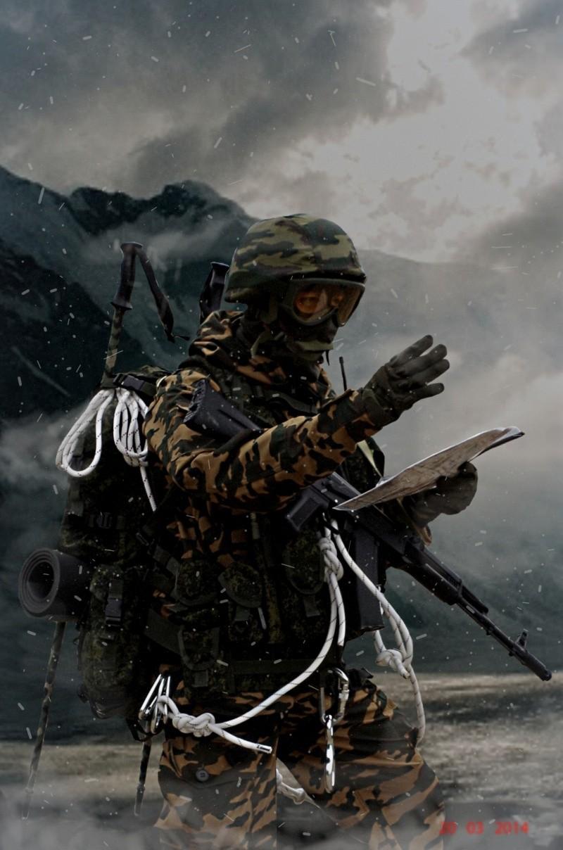 34e Brigade De Montagne, Caucase 2014 14611815
