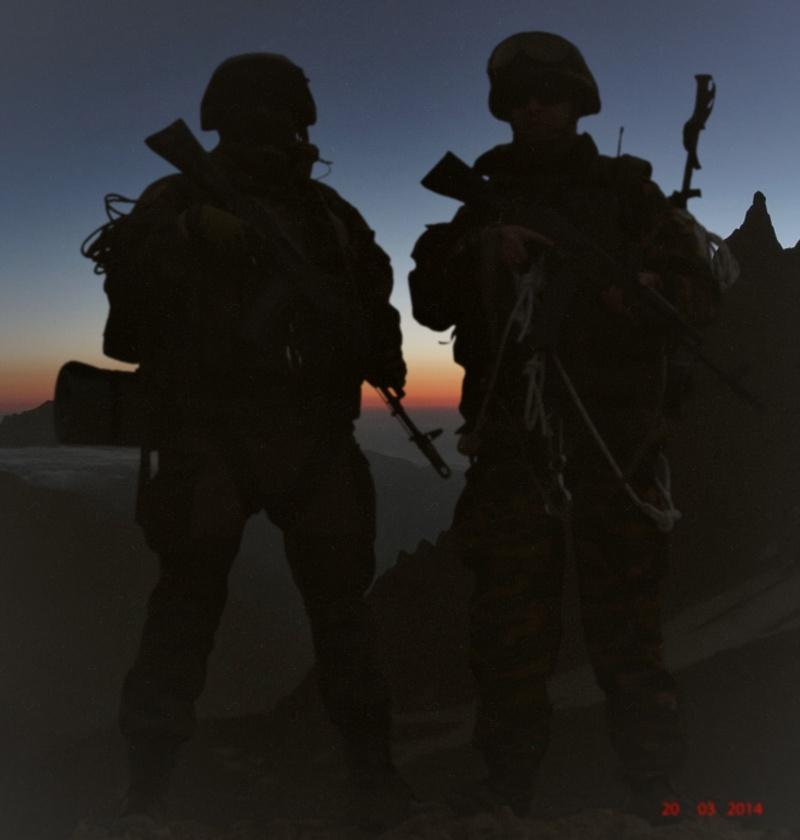 34e Brigade De Montagne, Caucase 2014 14611816