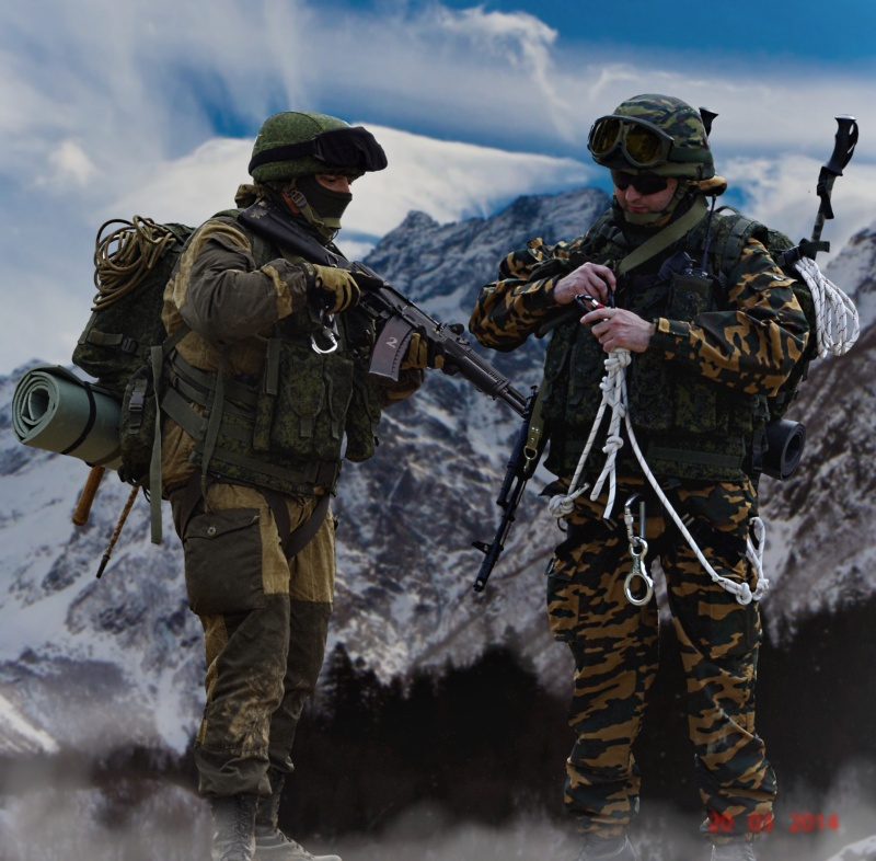 34e Brigade De Montagne, Caucase 2014 14611817