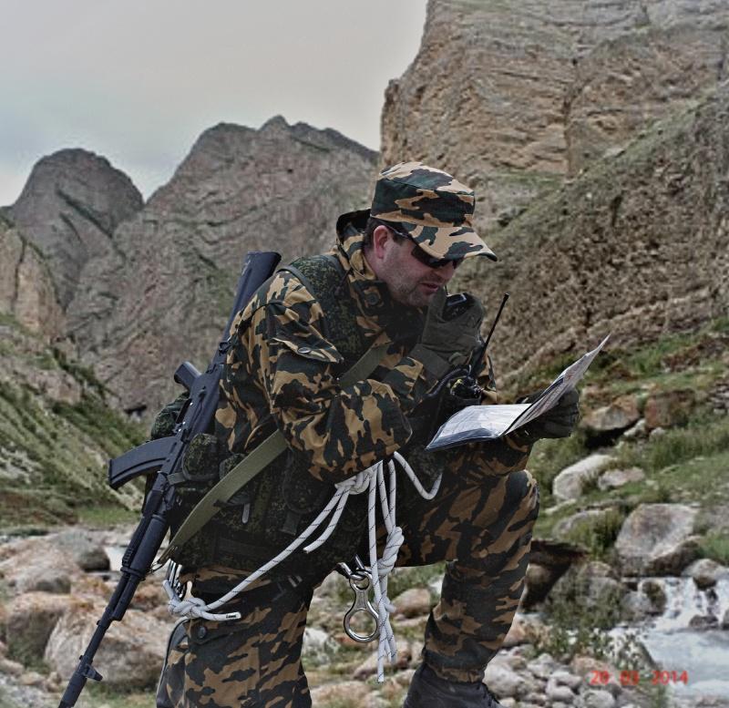 34e Brigade De Montagne, Caucase 2014 14611818