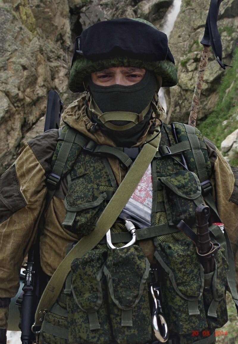 34e Brigade De Montagne, Caucase 2014 14611819