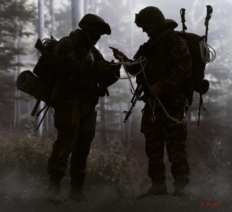 34e Brigade De Montagne, Caucase 2014 14611820