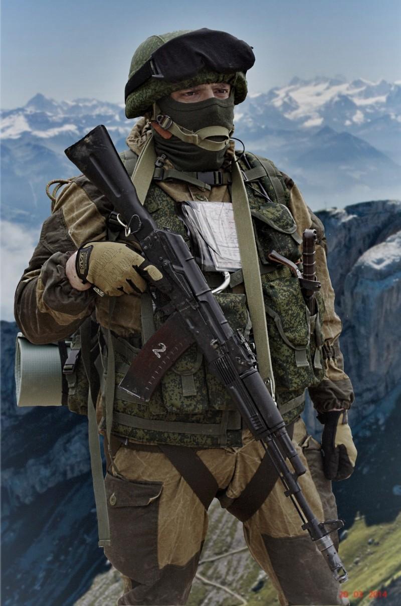 34e Brigade De Montagne, Caucase 2014 14611823