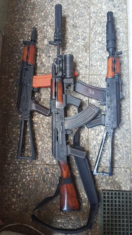Massacre d'une AK sans défense  20160510