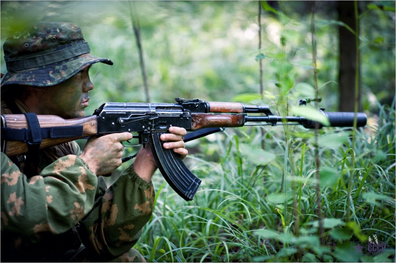 Massacre d'une AK sans défense  45spez10