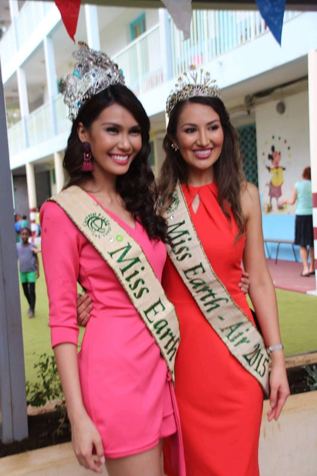 The Official Thread of MISS EARTH 2015 @ Angelia Ong- Philippines  - Page 3 13131610