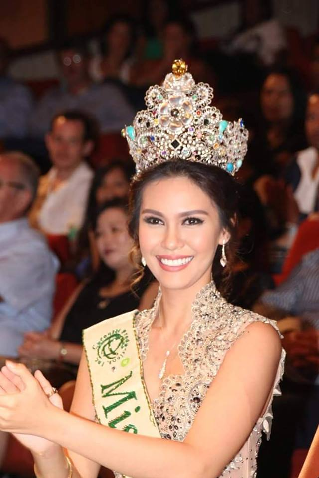 The Official Thread of MISS EARTH 2015 @ Angelia Ong- Philippines  - Page 3 13151610