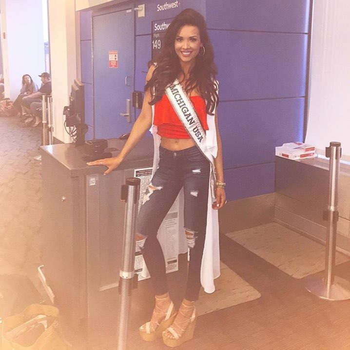 Road to Miss USA 2016 @ Las Vegas, Nevada on June 5 - Page 3 13227210