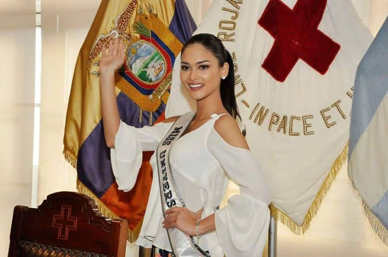 Pia Alonzo Wurtzbach- MISS UNIVERSE 2015- Official Thread - Page 4 13254511