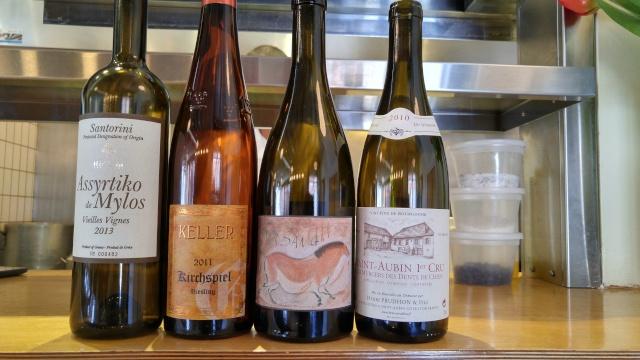 Grand vin du midi qui surprend: 15 avril 2015 20160410