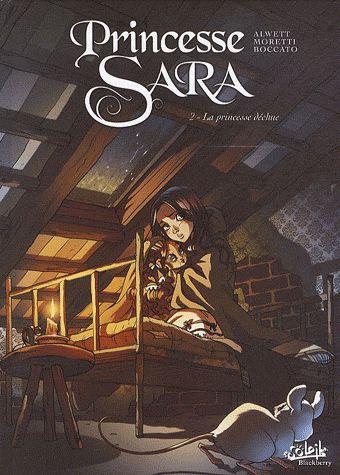 Princesse Sara - Série [Alwett, Audrey & Moretti, Nora & Boccato, Claudia] 97823010