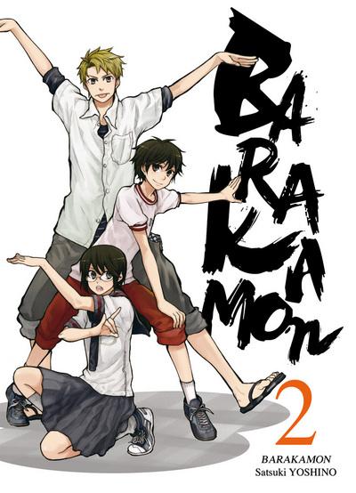 Shonen: Barakamon - Série [Yoshino, Satsuki] Baraka10