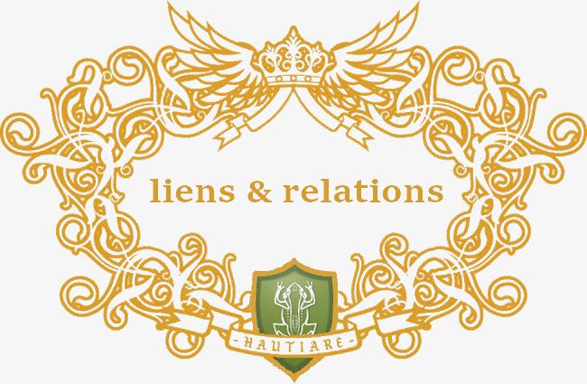 Valérian Hautiare - le Prince Célestin Liens10