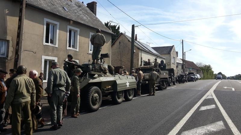Général Leclerc à Rouillon 9 août 1944 20160510