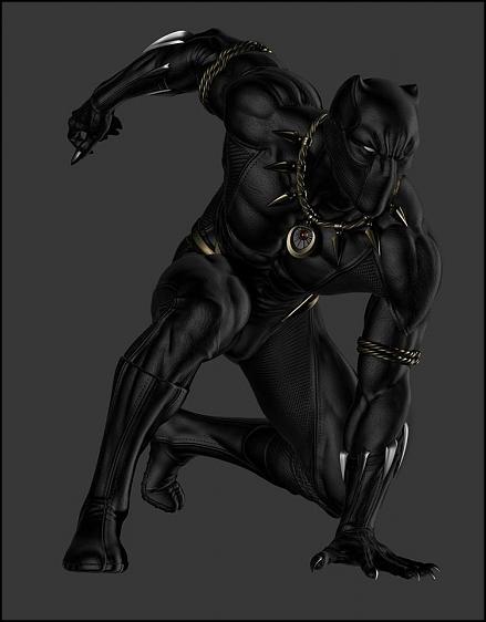 Premium Collectibles : Black Panther - Page 2 Xmbp610