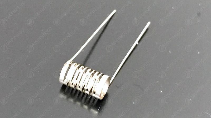 Joyetech Cuboïd mini 80 watts TC avec notch coil  Wismec10