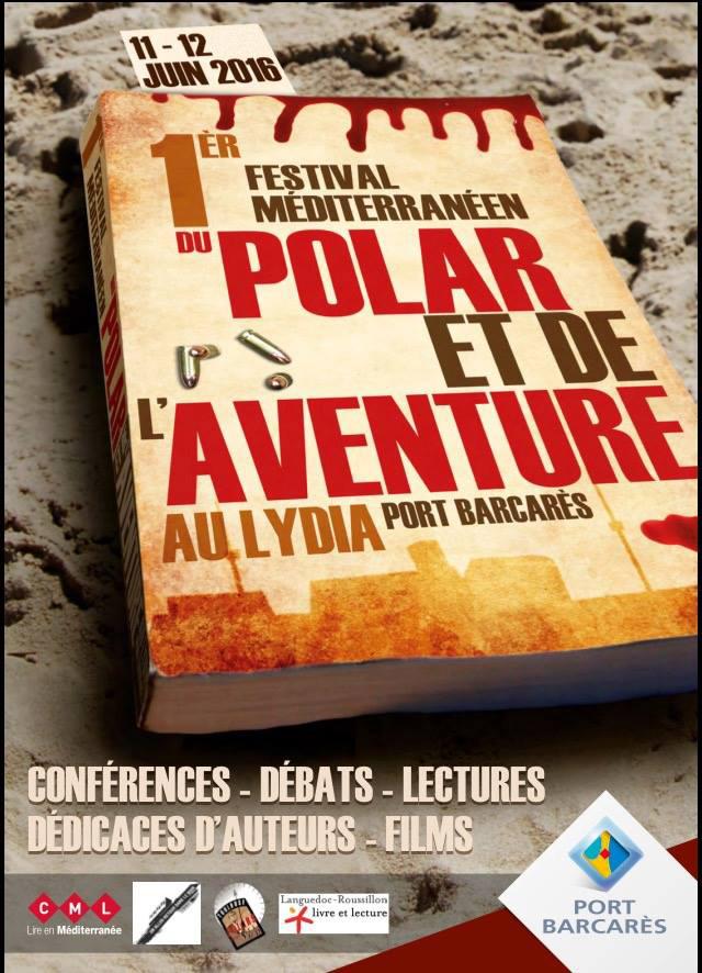 Le Prix du récit fantasy du Festival méditerranéen du polar et de l'aventure Festiv10