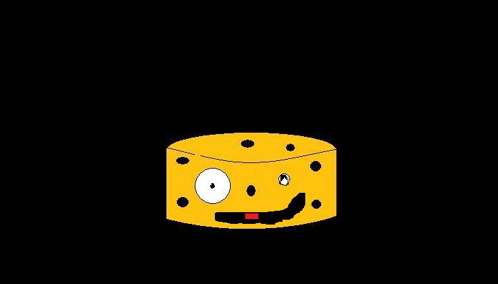 A cheese picture I made [bored] Cheese10
