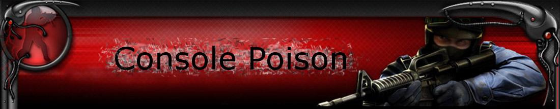 Console Poison