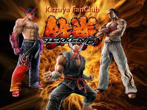 -G-Corp- Kazuya Mishima FANCLUB Tekken11