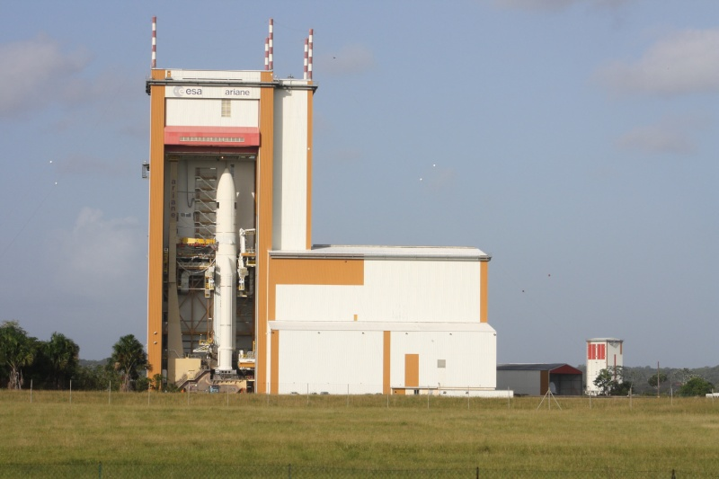 Ariane 5 ECA V188 / Herschel & Planck (14/05/2009) - Page 8 010