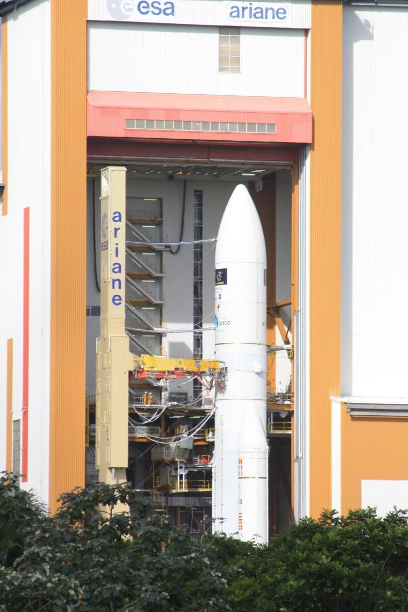 Ariane 5 ECA V188 / Herschel & Planck (14/05/2009) - Page 8 310