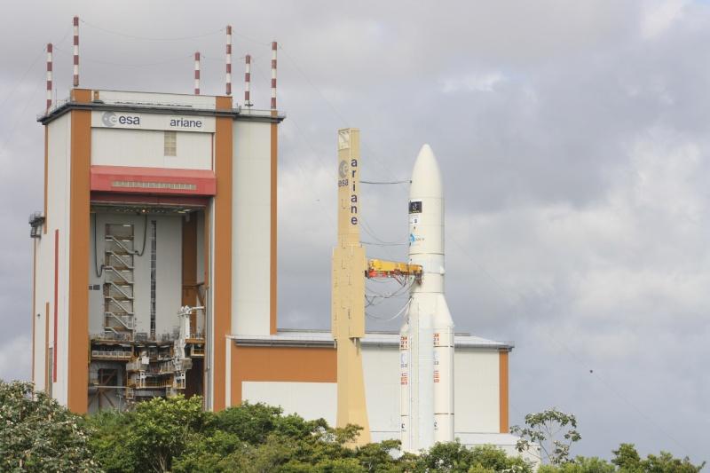 Ariane 5 ECA V188 / Herschel & Planck (14/05/2009) - Page 8 610