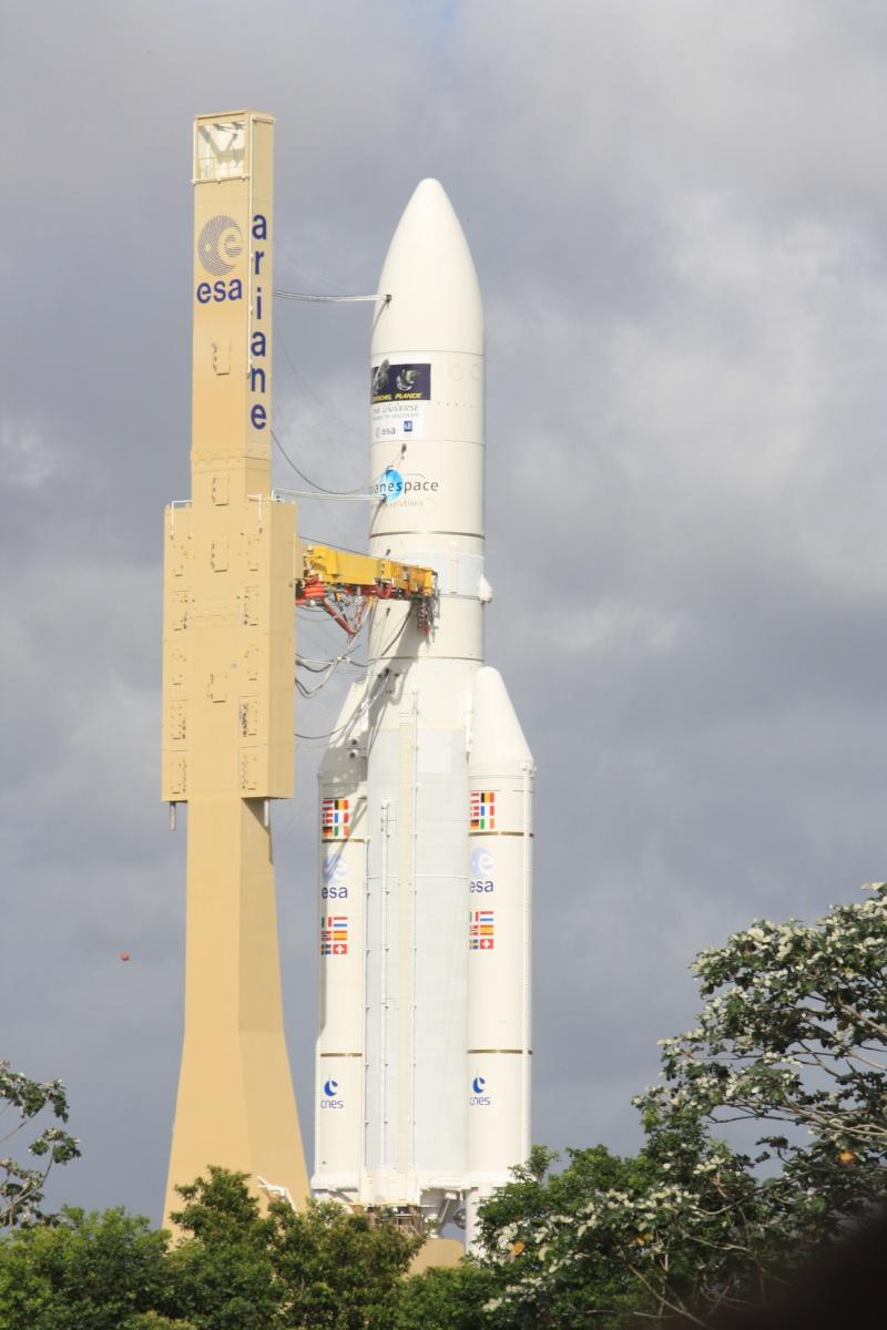 Ariane 5 ECA V188 / Herschel & Planck (14/05/2009) - Page 8 910