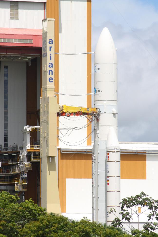 Ariane 5 ECA V189 / TerreStar - 1er juillet 2009 - Page 2 Img_0911