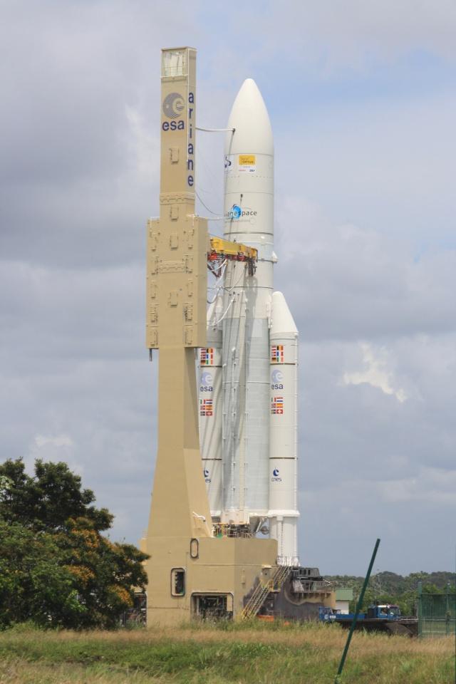 Ariane 5 ECA V190 / JCSat 12 & Optus D3 (21 août 2009, 22h09 GMT) - Page 2 Img_1214