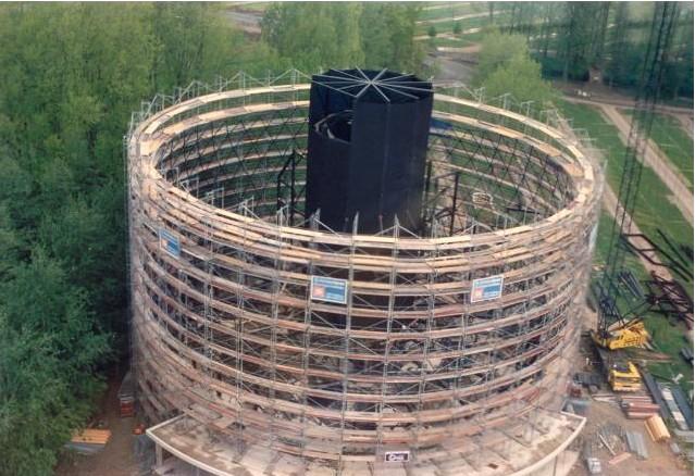 Les constructions à EP Eurosa14