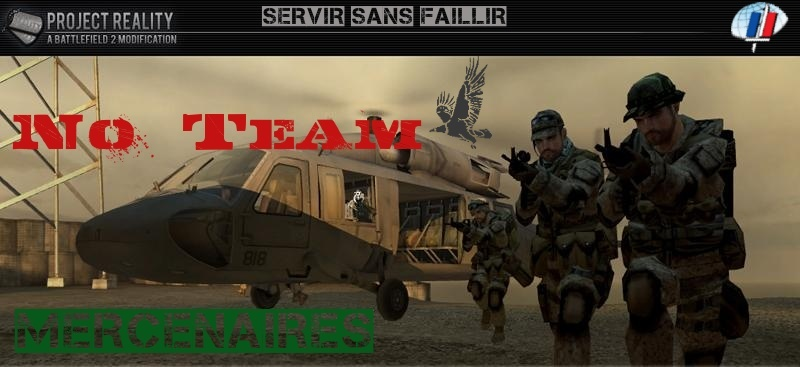 Escouade de Mercenaires No-Team