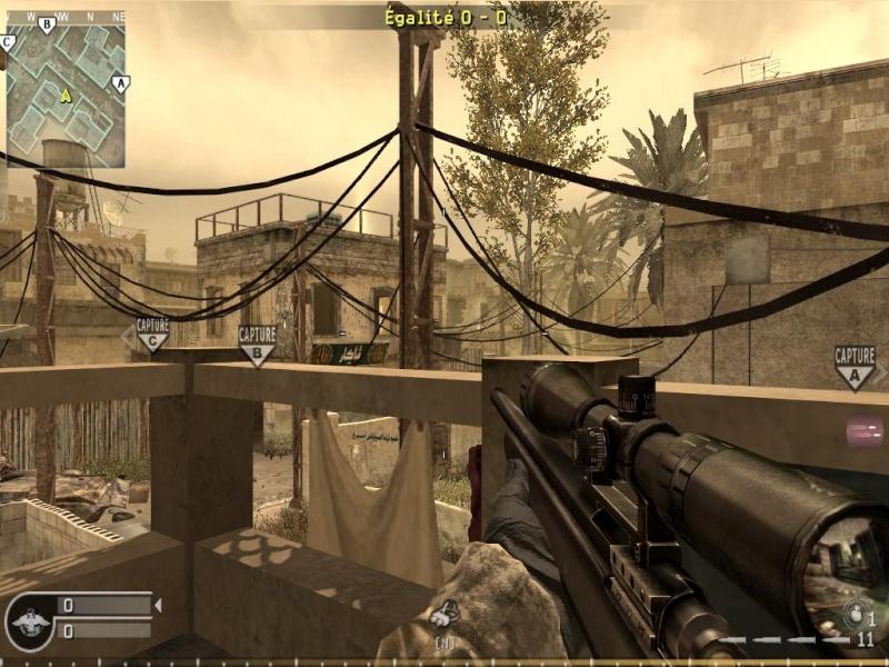 les glitch Cod4_g11