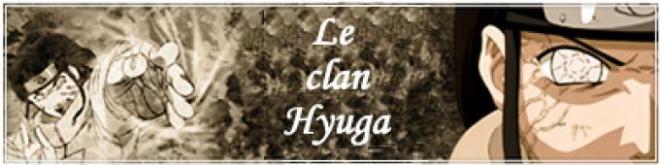 Le clan Hyuga