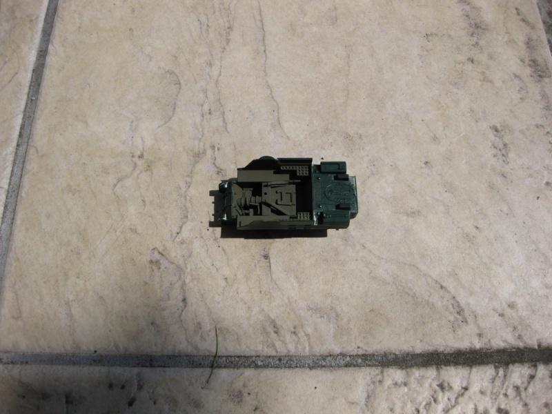 M7 HMC Priest [Revell/Matchbox 1/76 ] 1photo10