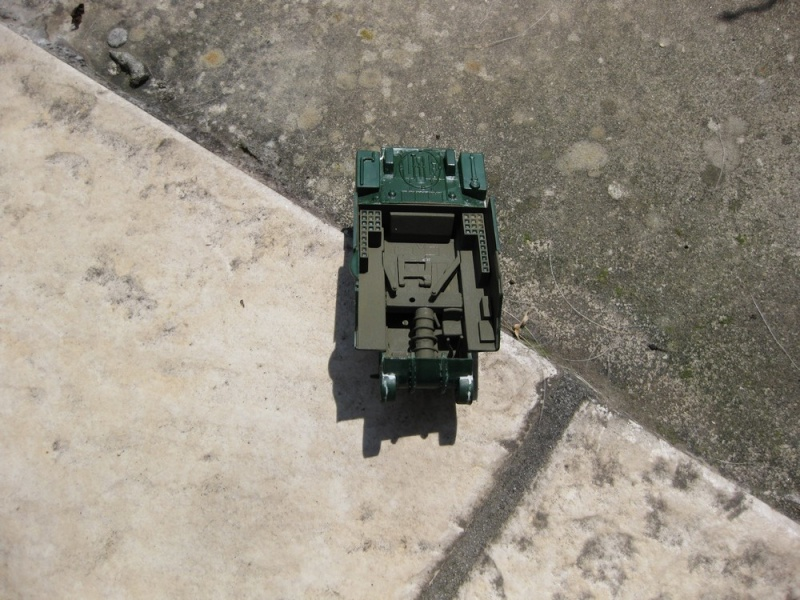 M7 HMC Priest [Revell/Matchbox 1/76 ] 1photo11
