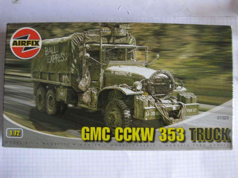 GMC CCKW 353 Truck [Airfix/Heller, 1/72 ] Photo195