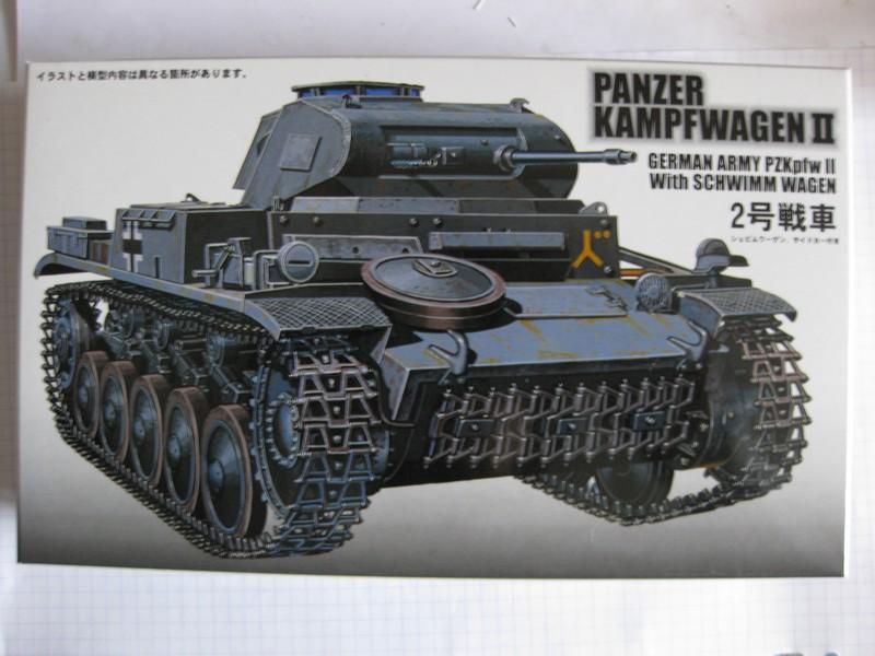 Panzer II Ausf F [Fujimi; 1/72] Photo198