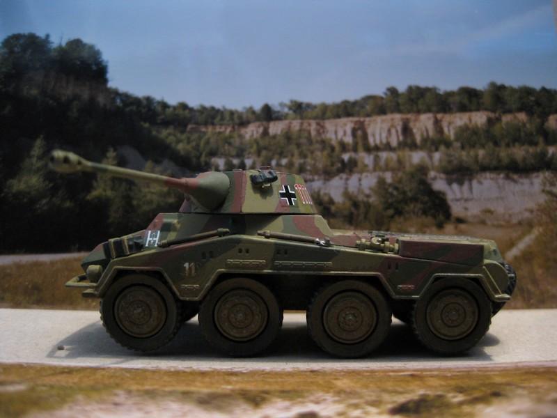 Sd-Kfz 234/2 Puma [Matchbox 1/76 ] Photo915